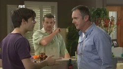 Zeke Kinski, Toadie Rebecchi, Karl Kennedy in Neighbours Episode 5871