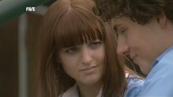 Summer Hoyland, Harry Ramsay in Neighbours Episode 5871