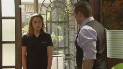 Sonya Mitchell, Toadie Rebecchi in Neighbours Episode 5873
