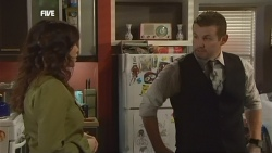 Libby Kennedy, Toadie Rebecchi in Neighbours Episode 5874