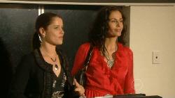 Andrea Weisberger, Saffron Jankievicz in Neighbours Episode 5875