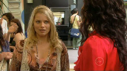 Donna Freedman, Saffron Jankievicz in Neighbours Episode 5876