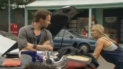 Lucas Fitzgerald, Steph Scully in Neighbours Episode 5878