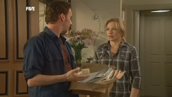Lucas Fitzgerald, Steph Scully in Neighbours Episode 5879