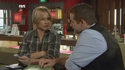Steph Scully, Toadie Rebecchi in Neighbours Episode 5879