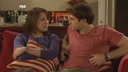 Kate Ramsay, Declan Napier in Neighbours Episode 5880