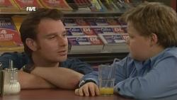 Lucas Fitzgerald, Callum Jones in Neighbours Episode 5880