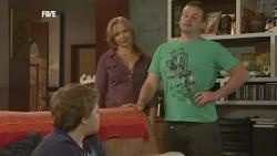 Callum Jones, Steph Scully, Toadie Rebecchi in Neighbours Episode 5880