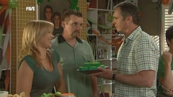 Steph Scully, Toadie Rebecchi, Karl Kennedy in Neighbours Episode 5883