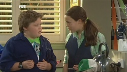 Callum Jones, Sophie Ramsay in Neighbours Episode 5883