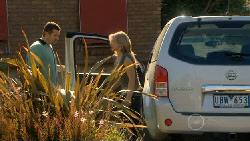 Toadie Rebecchi, Steph Scully in Neighbours Episode 5884