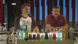 Lucas Fitzgerald, Toadie Rebecchi in Neighbours Episode 5888