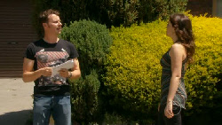 Lucas Fitzgerald, Libby Kennedy in Neighbours Episode 5890