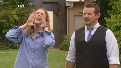 Sonya Mitchell, Toadie Rebecchi in Neighbours Episode 5892