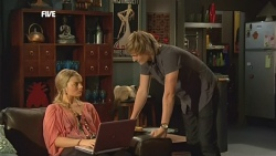 Donna Freedman, Andrew Robinson in Neighbours Episode 5892