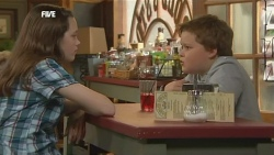 Sophie Ramsay, Callum Jones in Neighbours Episode 5893