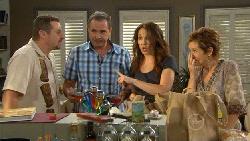 Toadie Rebecchi, Karl Kennedy, Libby Kennedy, Susan Kennedy in Neighbours Episode 5894