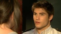 Kate Ramsay, Declan Napier in Neighbours Episode 5894