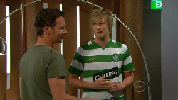 Lucas Fitzgerald, Andrew Robinson in Neighbours Episode 5895