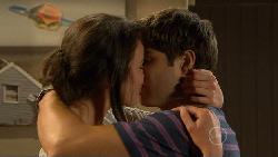 Kate Ramsay, Declan Napier in Neighbours Episode 5895