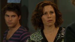 Declan Napier, Rebecca Napier in Neighbours Episode 5895