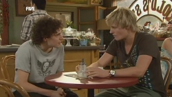 Harry Ramsay, Andrew Robinson in Neighbours Episode 5898