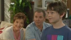 Susan Kennedy, Karl Kennedy, Ben Kirk in Neighbours Episode 5898