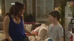 Libby Kennedy, Ben Kirk in Neighbours Episode 5898