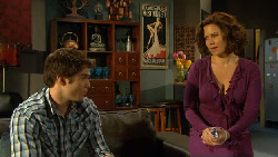 Declan Napier, Rebecca Napier in Neighbours Episode 5899