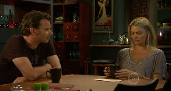 Lucas Fitzgerald, Donna Freedman in Neighbours Episode 5900