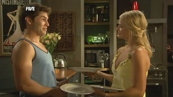Declan Napier, Donna Freedman in Neighbours Episode 5901