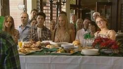 Zeke Kinski, Donna Freedman in Neighbours Episode 5902