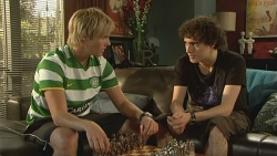 Andrew Robinson, Harry Ramsay in Neighbours Episode 5902