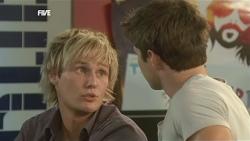 Andrew Robinson, Declan Napier in Neighbours Episode 5903