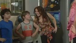 Ben Kirk, Libby Kennedy in Neighbours Episode 5906