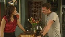 Libby Kennedy, Lucas Fitzgerald in Neighbours Episode 5907