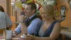 Toadie Rebecchi, Steph Scully in Neighbours Episode 5907