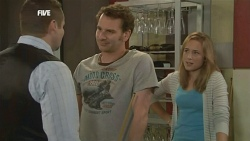 Toadie Rebecchi, Lucas Fitzgerald, Sonya Mitchell in Neighbours Episode 5907