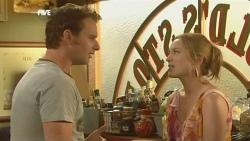 Lucas Fitzgerald, Sonya Mitchell in Neighbours Episode 5907