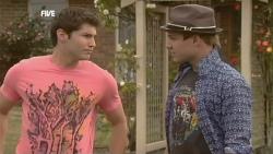 Declan Napier, Ringo Brown in Neighbours Episode 5908
