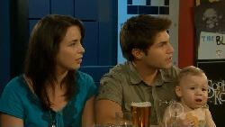 Kate Ramsay, Declan Napier, India Napier in Neighbours Episode 5909