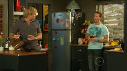 Andrew Robinson, Lucas Fitzgerald in Neighbours Episode 5910