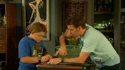 Callum Jones, Lucas Fitzgerald in Neighbours Episode 5910