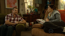 Toadie Rebecchi, Libby Kennedy in Neighbours Episode 5912