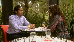 Doug Harris, Libby Kennedy in Neighbours Episode 5912