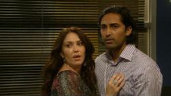Libby Kennedy, Doug Harris in Neighbours Episode 5912