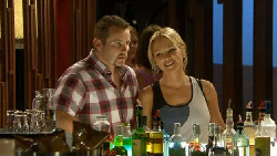 Toadie Rebecchi, Steph Scully in Neighbours Episode 5913