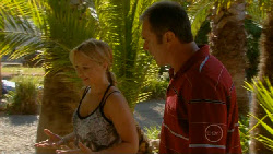 Steph Scully, Karl Kennedy in Neighbours Episode 5913