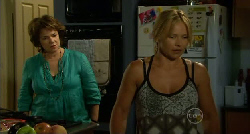 Lyn Scully, Steph Scully in Neighbours Episode 5914