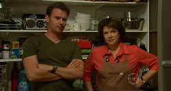 Lucas Fitzgerald, Lyn Scully in Neighbours Episode 5914